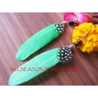 Bali Feather Accessories