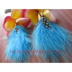 Asos Feather Drop Earring