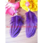 Chic Fashion Feather Ear