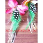 Overstate Feather Earring