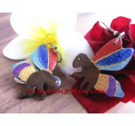 Fauna Butterfly Earring
