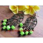 Earring Fashion Bali Style