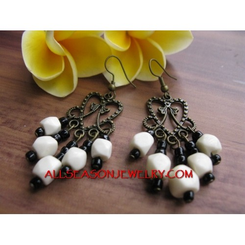 Fashion Earrings Bali Exotic