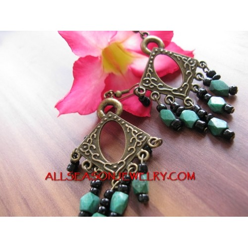 Ladies Party Earring Fashion