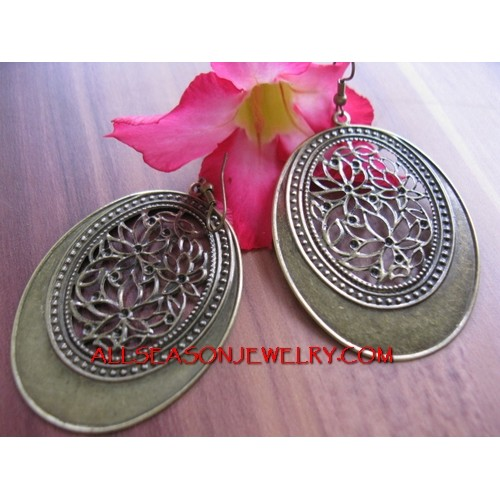 Stainless Fashion Earrings