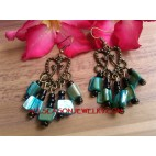 Die Shells Fashion Earrings