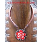 Necklaces Wood Fashion