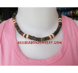 Jewelry Wooden Necklaces