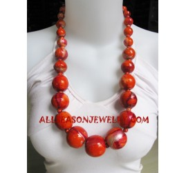 Fashion Woods Necklace