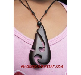 Handmade Necklaces Woods
