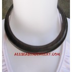 Natural Necklace Woods