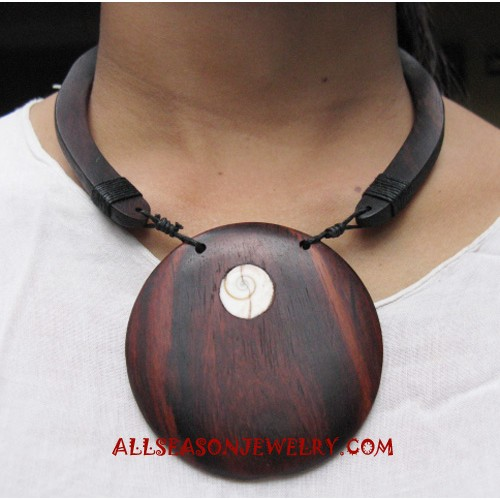 Necklaces Woods Natural