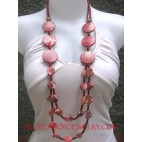 Timber Necklace Airbrush