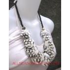Woods Fashion Necklace