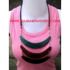 Woods Necklace Fashion