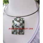 Stainless Shells Necklaces