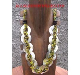 Women Seashell Necklace