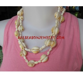 Cowrie Necklaces