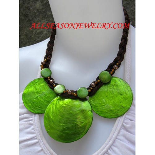 Fashion Shell Necklaces