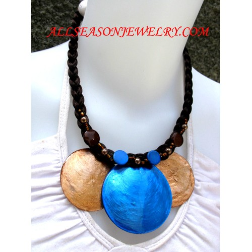 Handmade Shell Necklaces