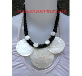 Natural Shell Necklaces