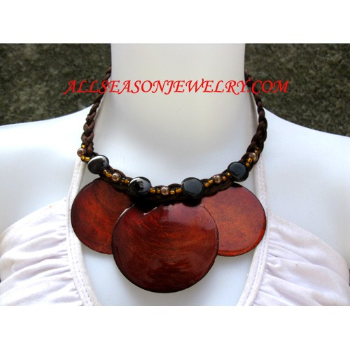 Red Fashion Necklaces