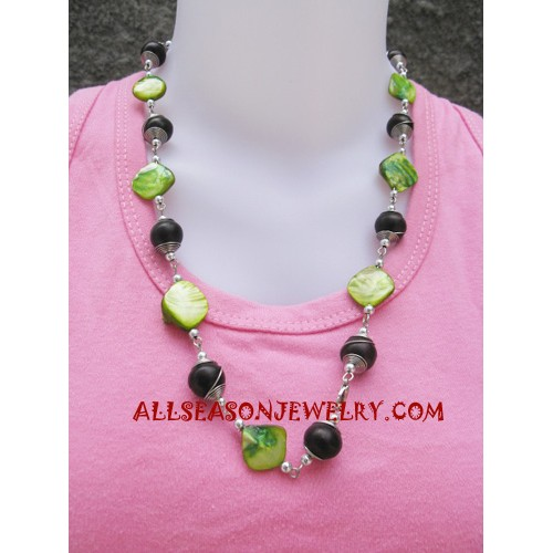 Beads Shells Necklaces