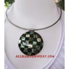 Choker Seashells Necklace