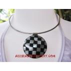 Choker Shell Necklace