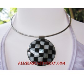 Choker Shell Necklace