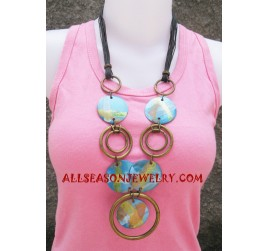 Fashion Necklace Seashell