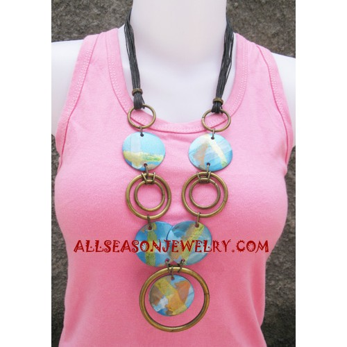 Fashion Necklace Seashell