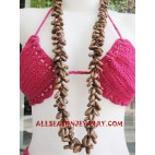 Fashion Necklace Seashells