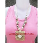 Fashion Shells Necklace