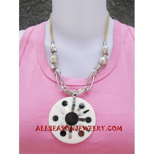 Handmade Shells Necklaces