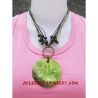 Ladies Necklace Seashell