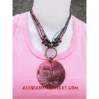 Ladies Seashells Necklaces