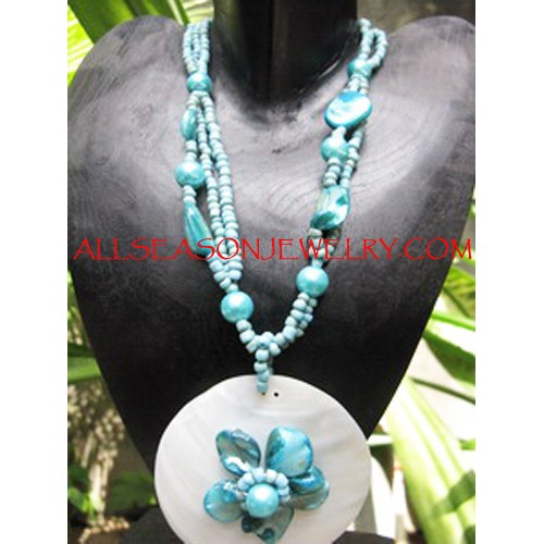 Original Shells Necklaces