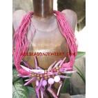 Shell Necklace Handmade