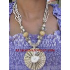 Shell Necklaces Combination
