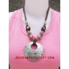 Shells Necklace Handmade