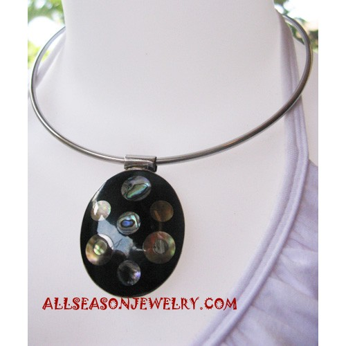 Stainless Choker Necklace