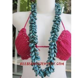 Women Necklace Seashell
