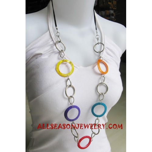 Women Shell Necklace