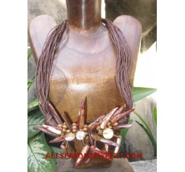 Women Shell Necklaces