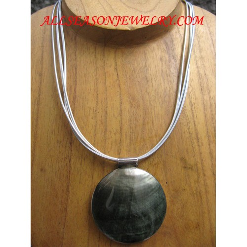 Stainless Shell Necklaces
