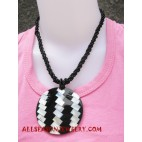Bead Pendants Necklace