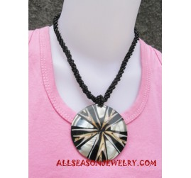 Bead Resin Necklace