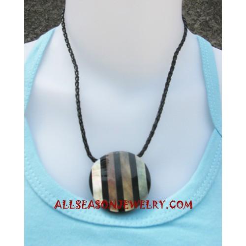 Girls Resin Necklaces Pendants