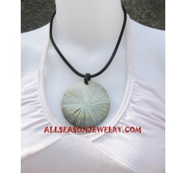 Necklace Pendant Seashells
